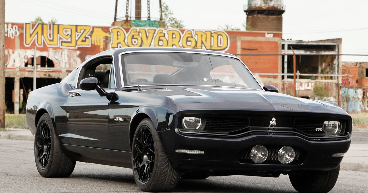 I Had A Dream Equus Bass 770