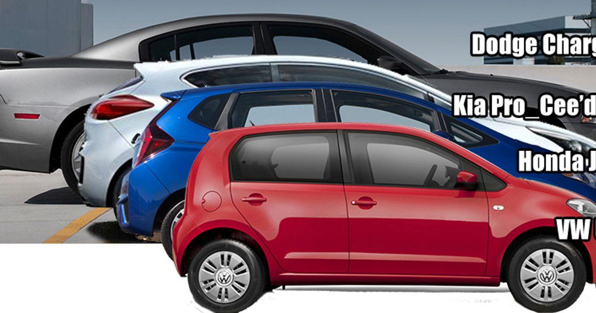 car size comparison | Best Cars Modified Dur A Flex