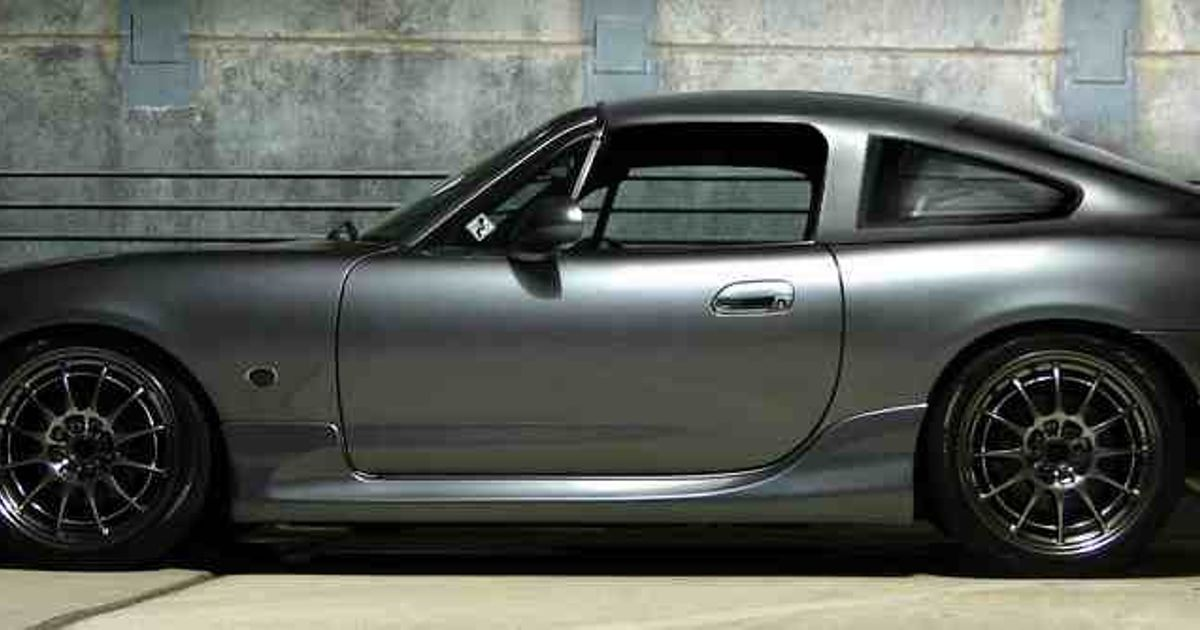 Opinnion: What's your guys thoughts on hardtop miata