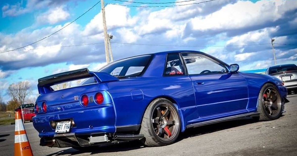 Would An R32 Skyline Be A Good First Car In Canada I