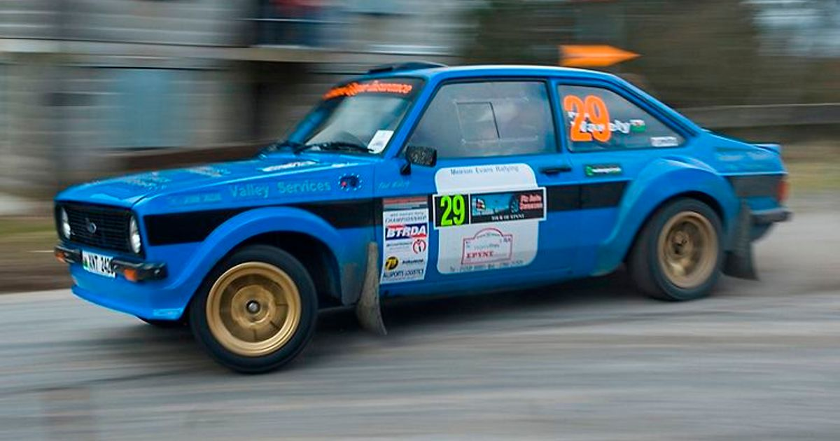 Whats everyones favorite rally car of all time? For me its the ...