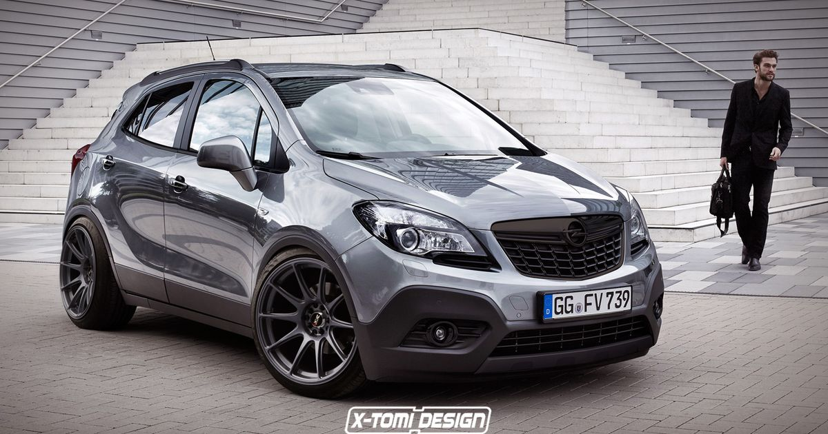 opel mokka tuning. Black Bedroom Furniture Sets. Home Design Ideas