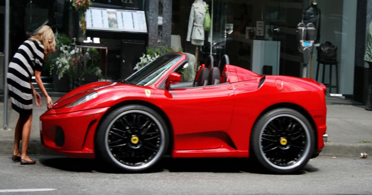 Smart Car To Ferrari 430 Conversion Just Why