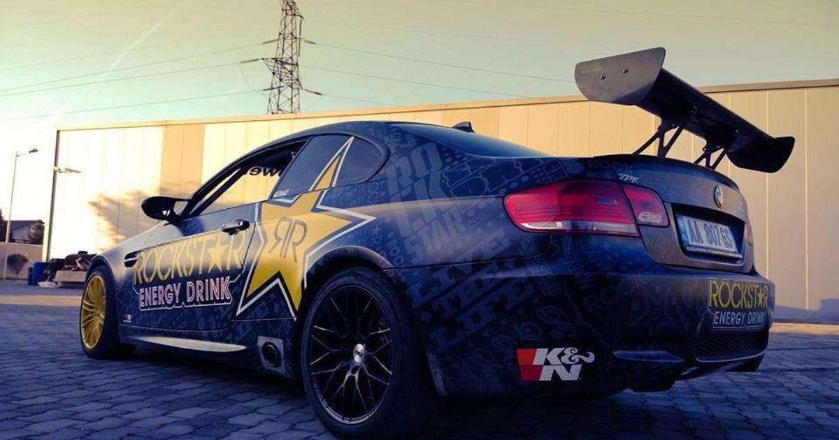Rockstar S M3 E92 Drift Car Albania For More Https Www Facebook