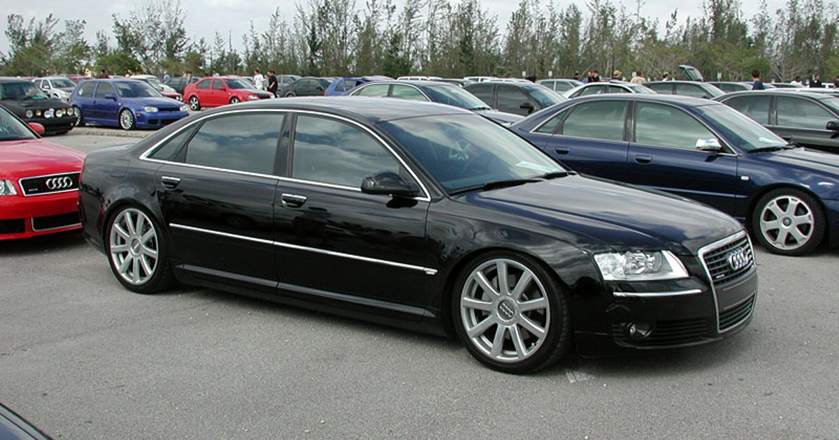 audi a8 manual transmission conversion