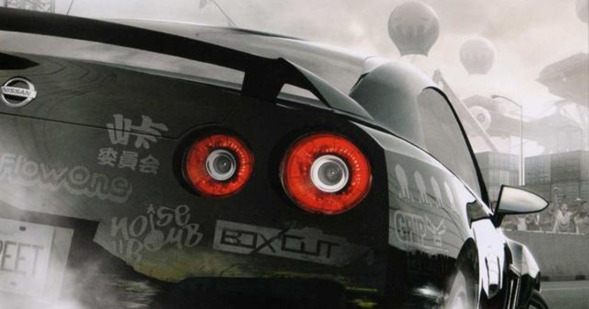 Who Thinks That NFS Prostreet Is Really Underrated I Think It Was The Last Great And Had A Good Soundtrack