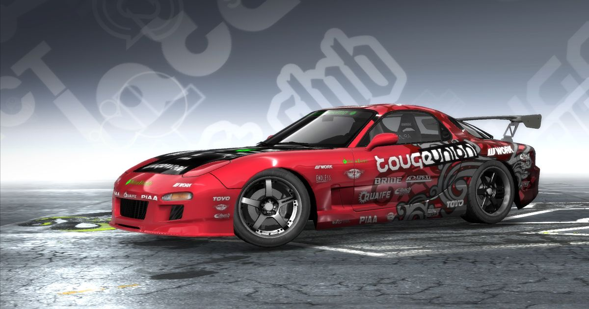 The Rx 7 By Aki Kimura In Nfs Pro Street Such A Great Car