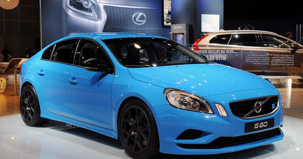 Volvo S60 Polestar 508 Horsepower Awd Why Not