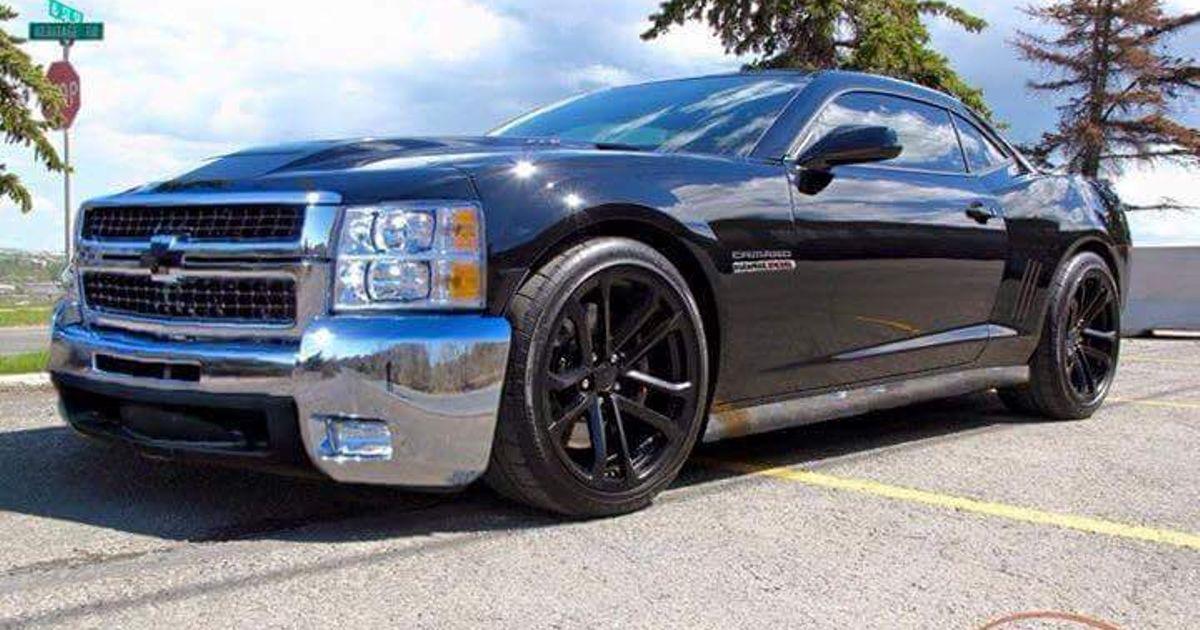 Chevy Silverado Front End Conversion Autos Post