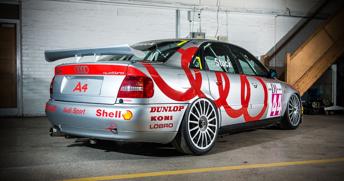 my most favorite race car of all time audi a4 b5 quattro. Black Bedroom Furniture Sets. Home Design Ideas