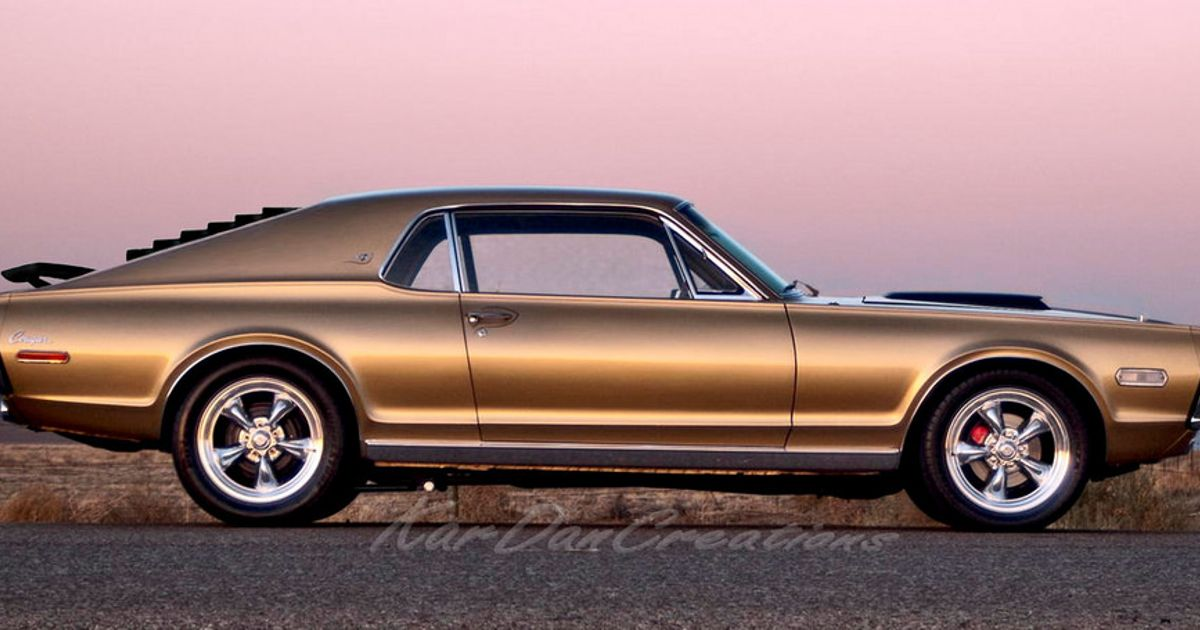 Nice Musta Wait What A Cougar Fastback Yay Or Nay