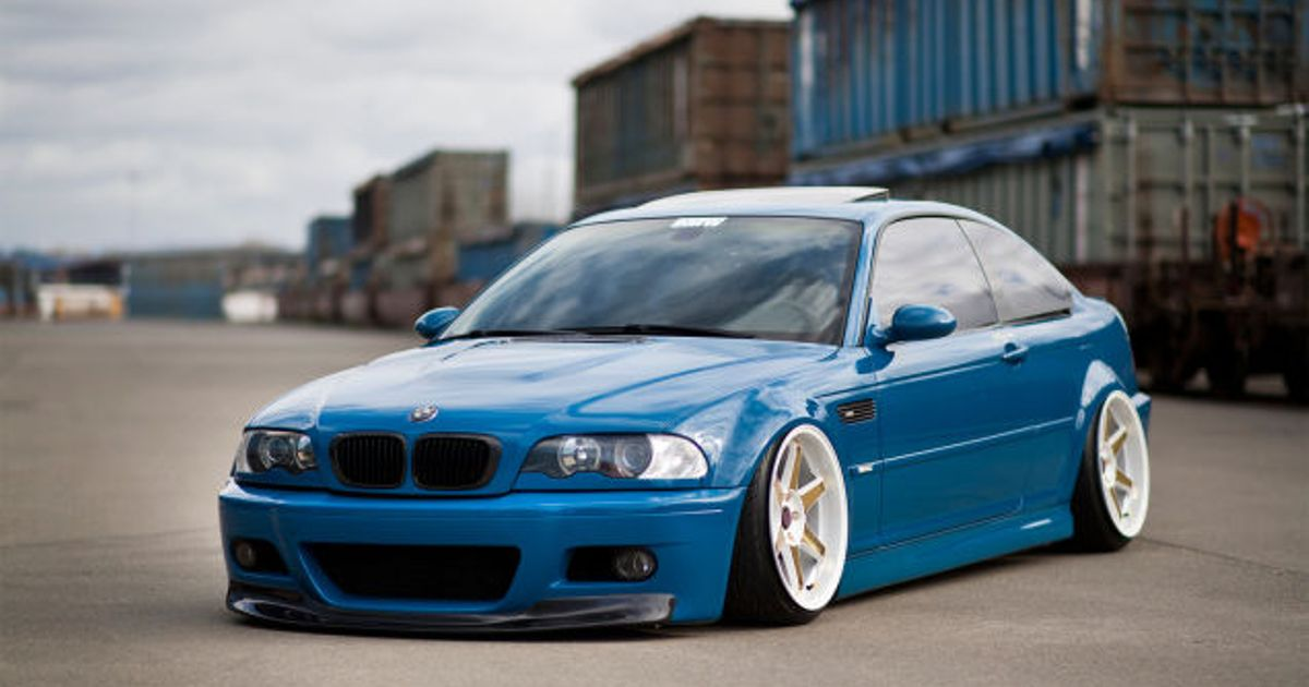 Unpolular Opinion Of The Day I Think Stanced Cars Are Ugly