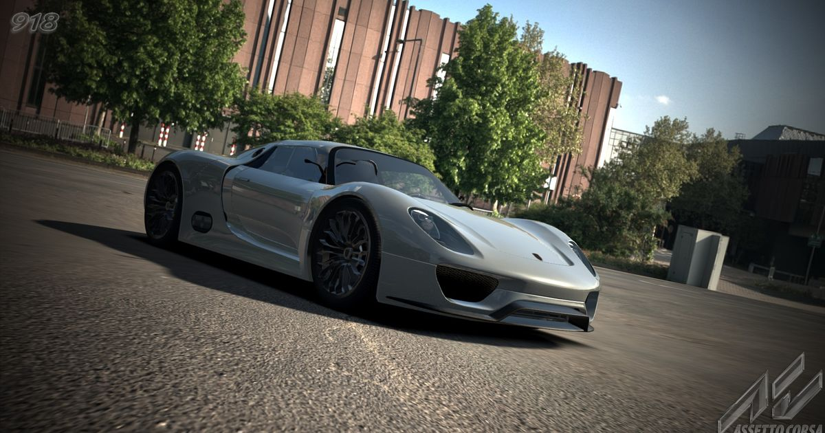 918 Concept Mod For Assetto Corsa I Love It