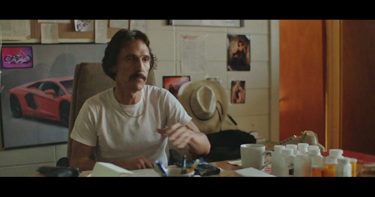 Dallas Buyers Club Set In 1985 What S Wrong With This