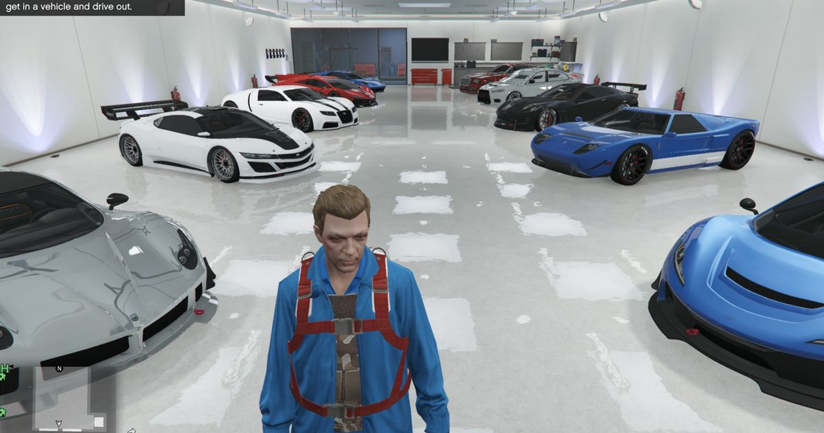 Lets See Your Best Gta Garages
