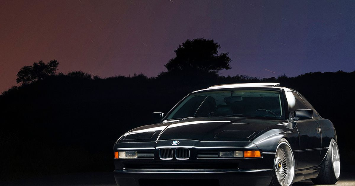 31-points, so instead of a R31 GTR here is a E31 BMW 850. This BMW gets overlooked too much in ...