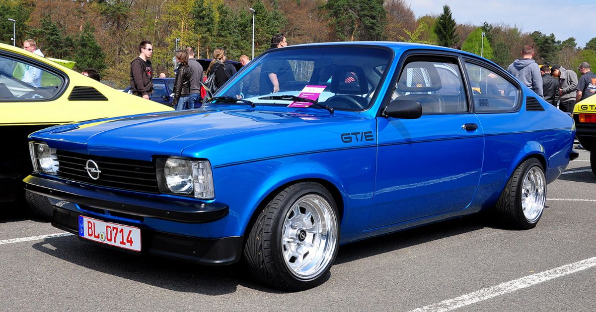 my favourite opel is kadett c gte, what is your favourite?