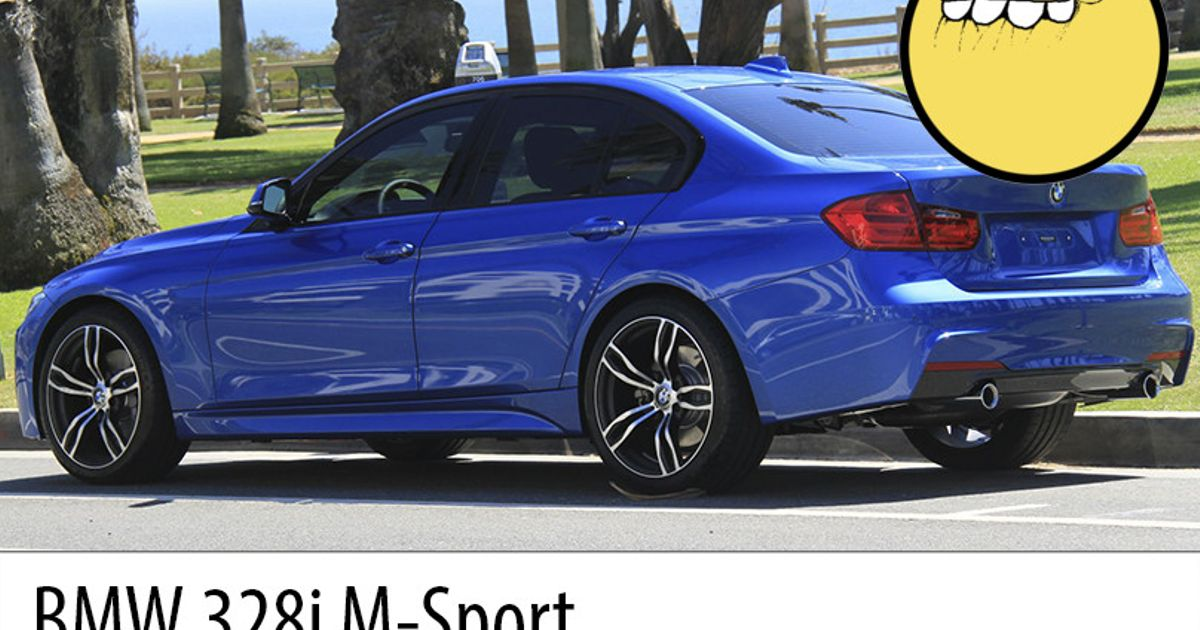 Bmw 328i M Sport The Want Is Real