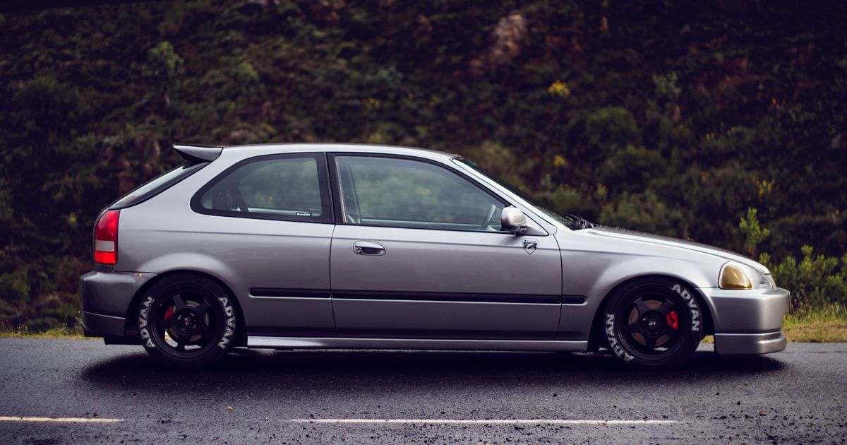 Kanjo Style Civic Just Amazing