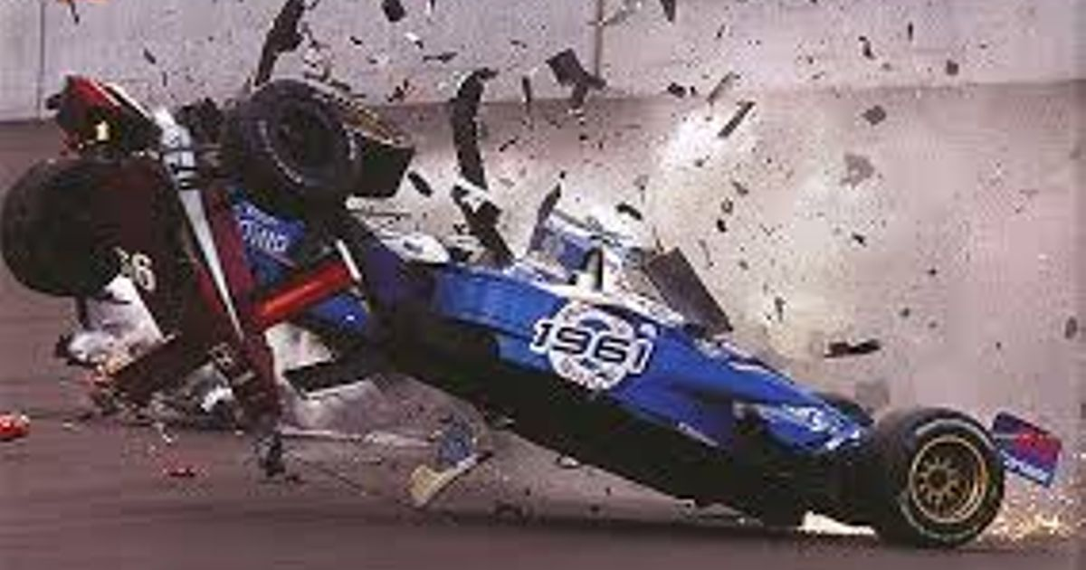 What Do You Think Is The Worst Non Fatal Racing Crash I