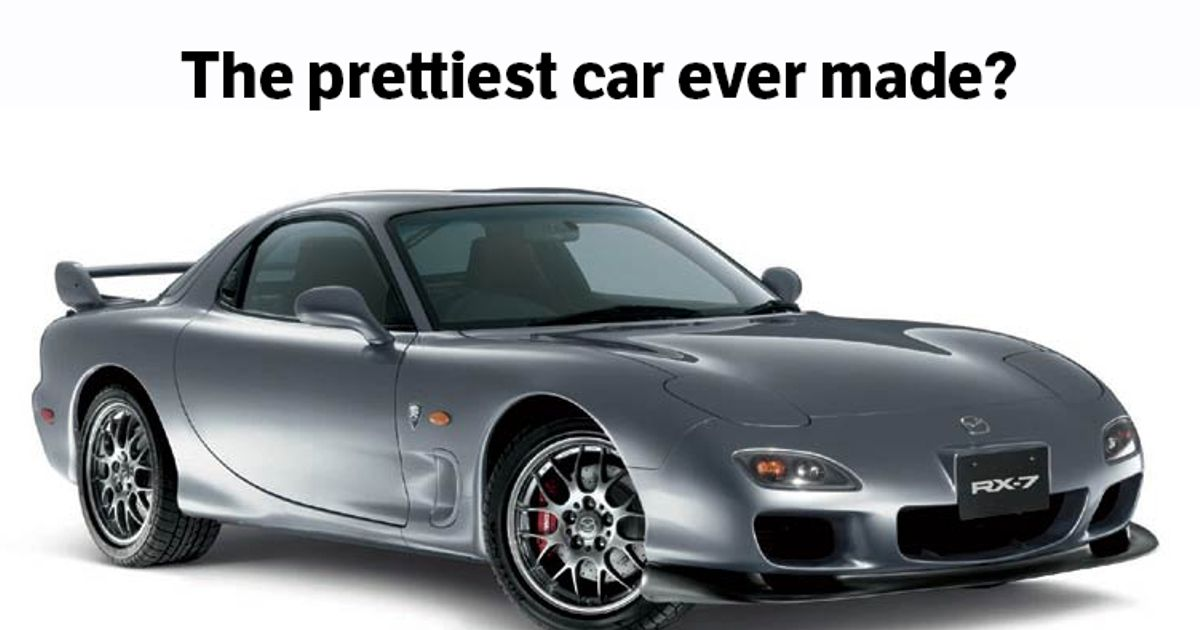 Today\'s Community Question: As standard, what is the prettiest car ...