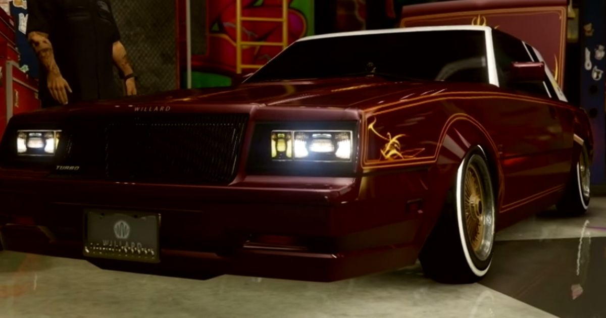 The One Thing That Rockstar Got Wrong Camber On Lowriders
