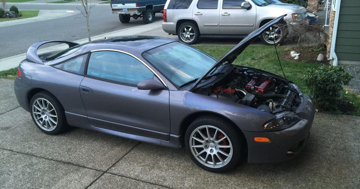 1997 Mitsubishi Eclipse GSX