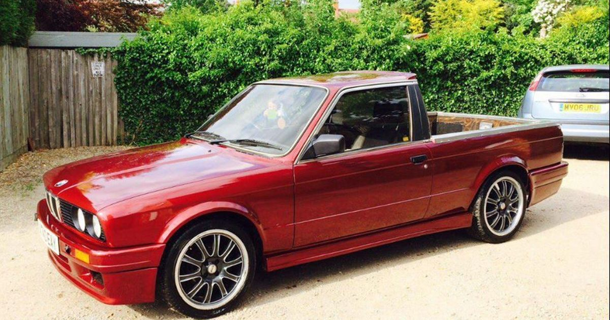 Whats Your Opinion On This Bmw E30 Pickup See Http Ebay To 1xq2093 Ebay Ad For More Pics And Details