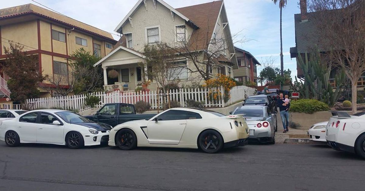 Saw Something About The Fast And Furious House Being For Sale
