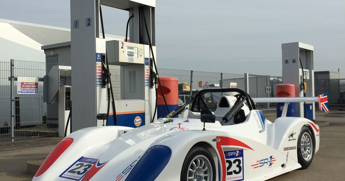 2015 Suzuki Radical SR1 Race Car