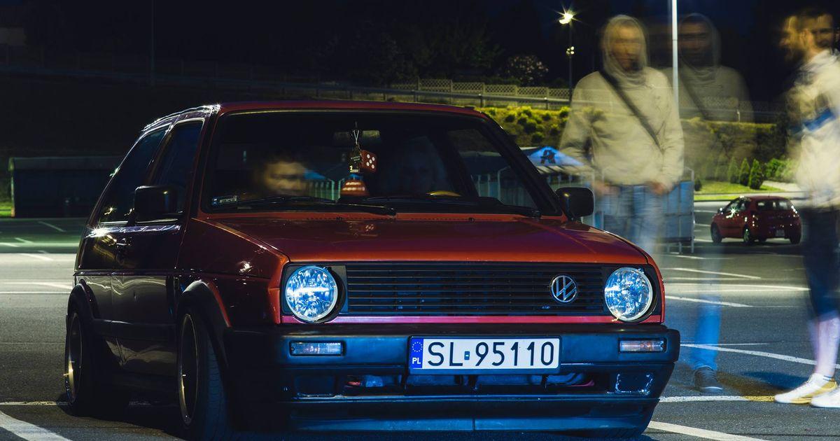 1991 Volkswagen Golf Ii 1 6 Gtd