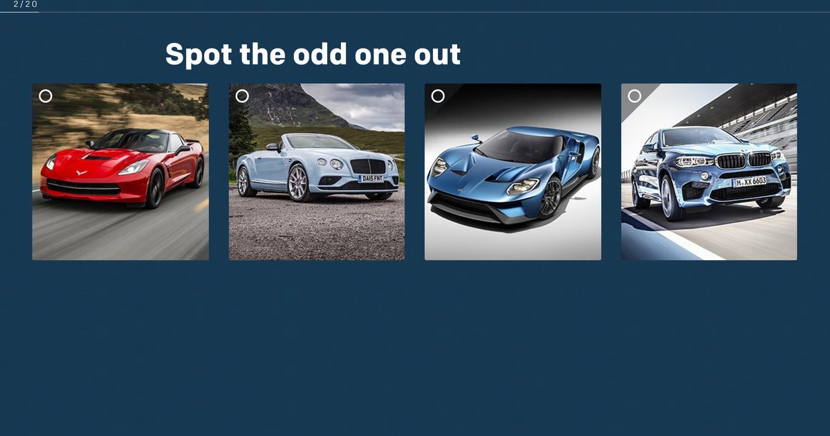 Try Your Luck At The World S Hardest Car Quiz