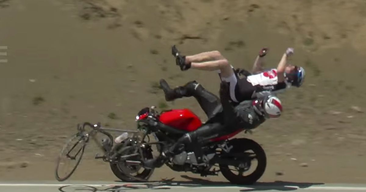 Here S Why So Many Riders Crash On Mulholland Highway