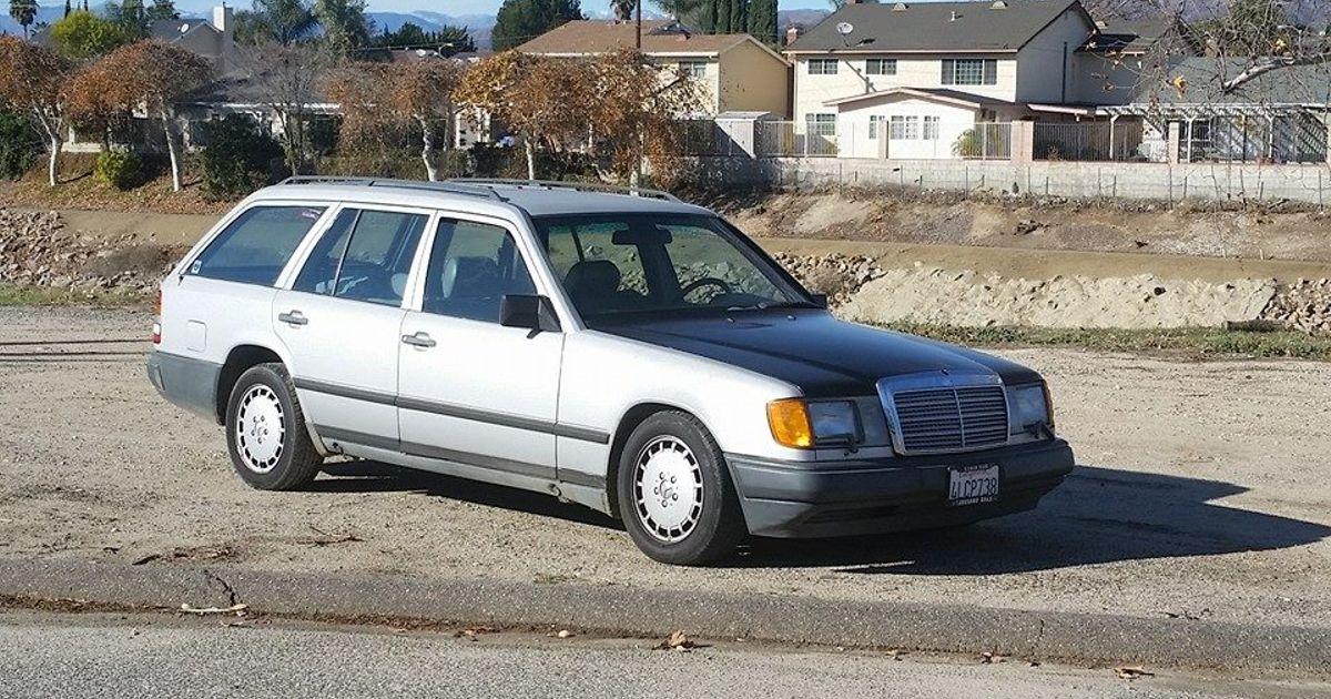 1987 mercedes benz 300td for Mercedes benz 300td
