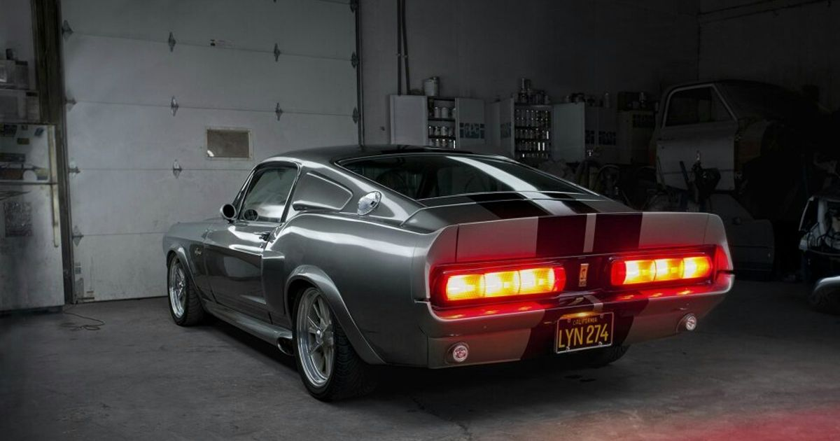 Is The Eleanor Gt500 The Most Beautiful Mustang Ever Built Personally I Think It Is