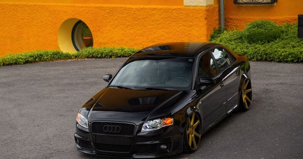 Audi S B - 2007 audi s4