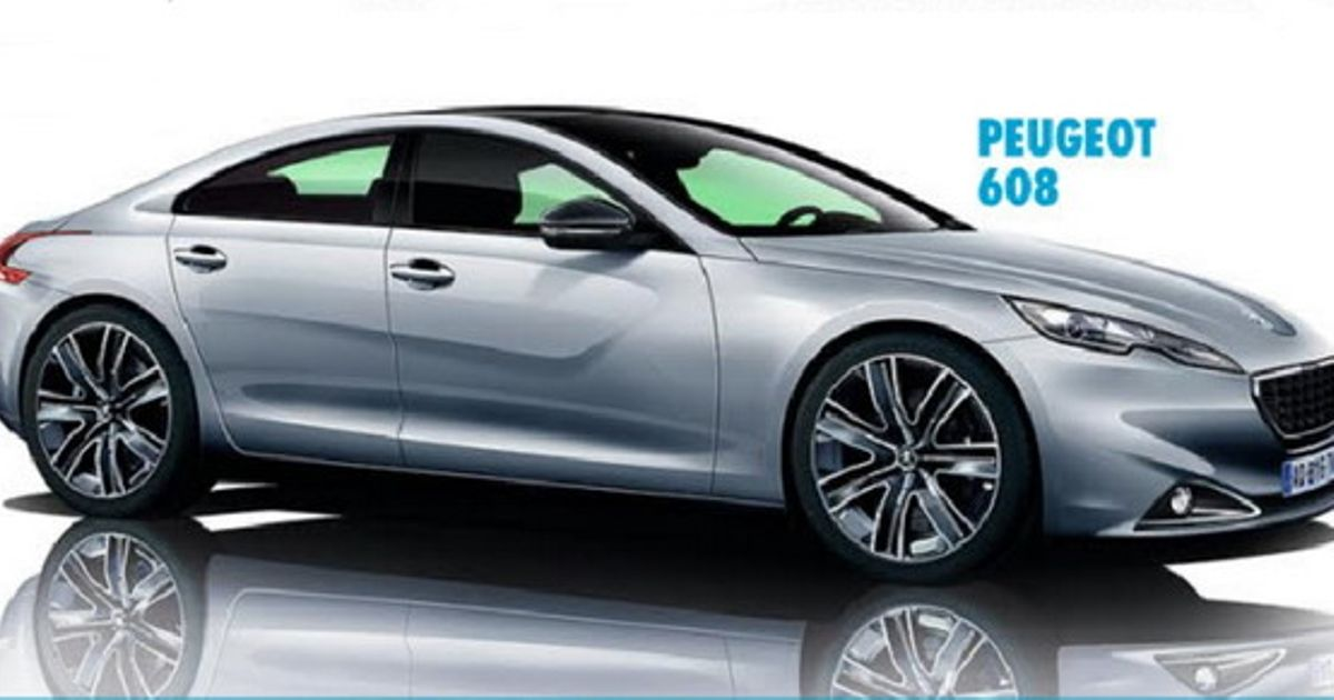 So As I Got 608 Points I Will Put This Peugeot 608