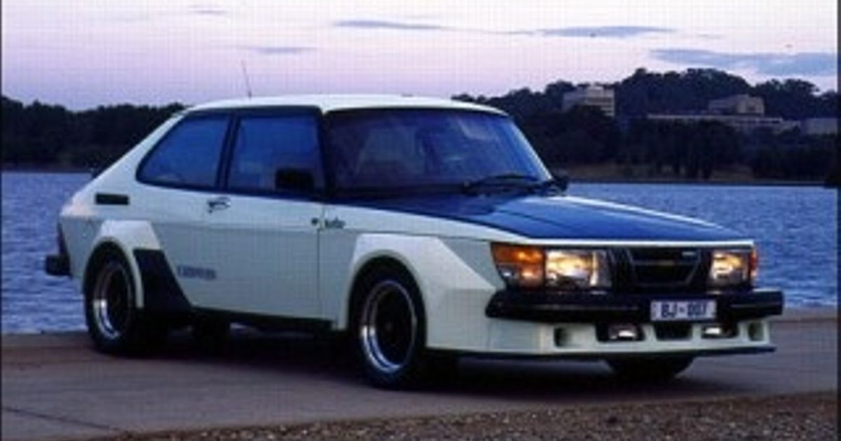 1980 Saab 900 Turbo Enduro Only Built For The Australian Market 175bhp 12 Where Built But