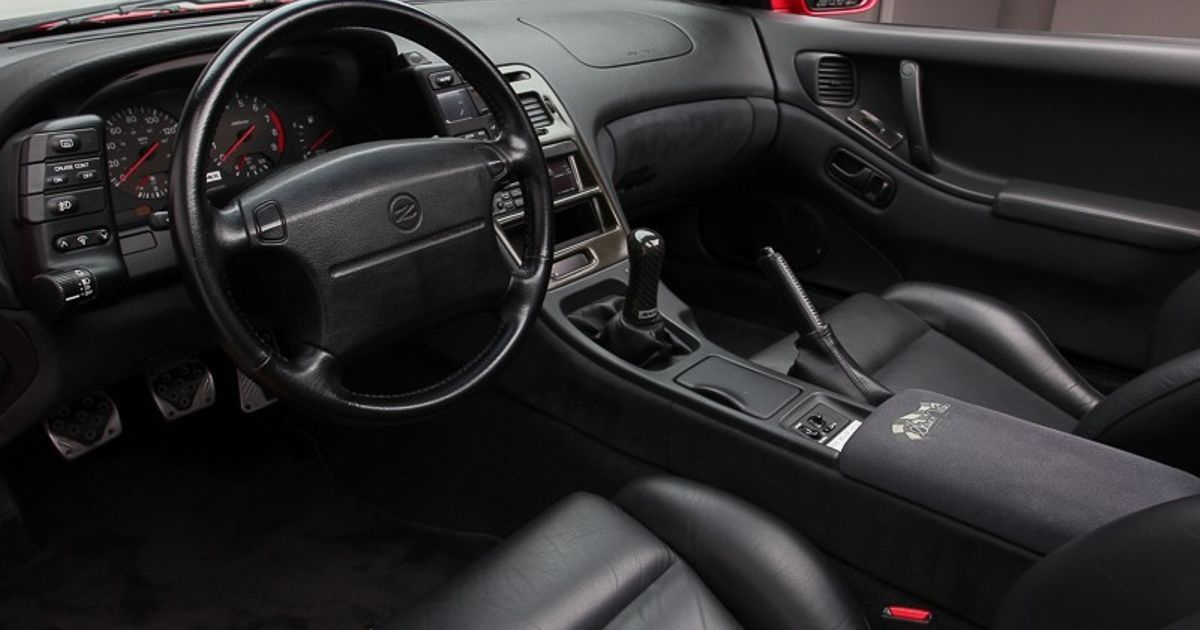 Who S Interior Do You Like Most From The Jdm Cars Of The 90s