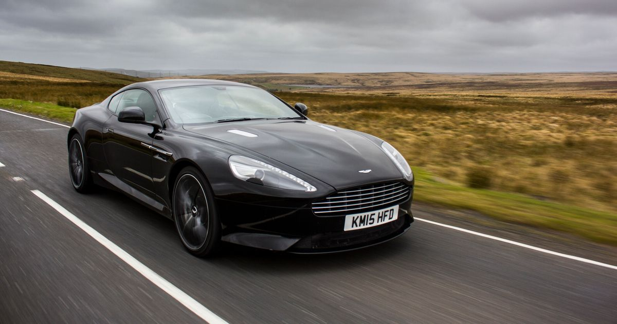 Aston Martin DB9 GT Review: I Met My Car Hero And It Definitely Didnu0027t Suck