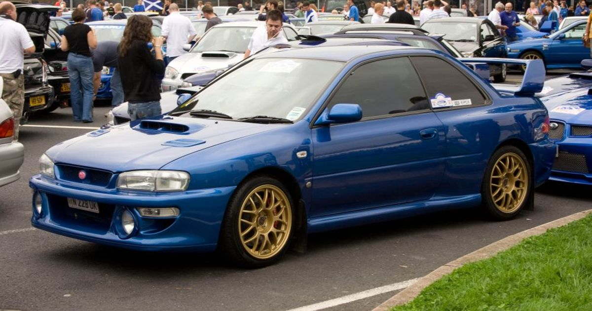 MindBlowing Cars That Prove The S Were JDMs Golden Era - Cool cars 1990s