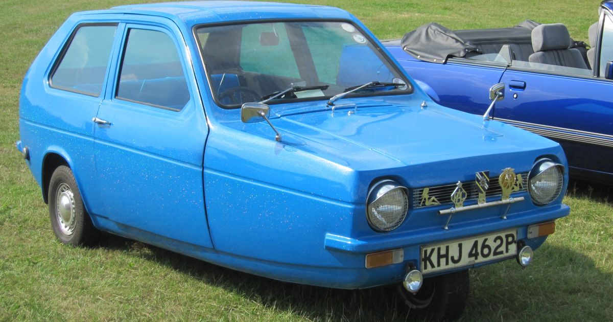 10 Of The Worst Cars Ever Made In The UK