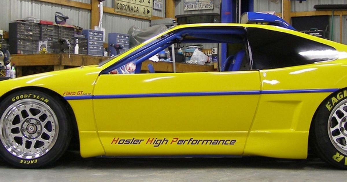 Top 5 Kit Cars For The Pontiac Fiero