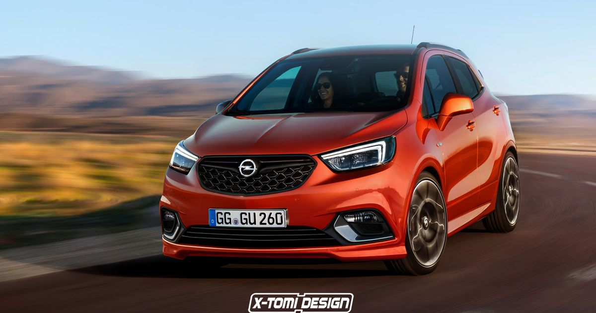 opel mokka x opc. Black Bedroom Furniture Sets. Home Design Ideas