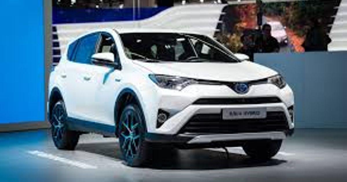 Toyota RAV4 — теперь и гибрид - news.drom.ru