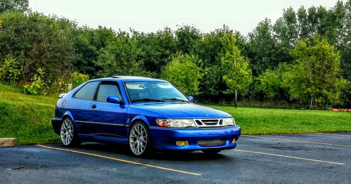1999 Saab 9 3 Viggen