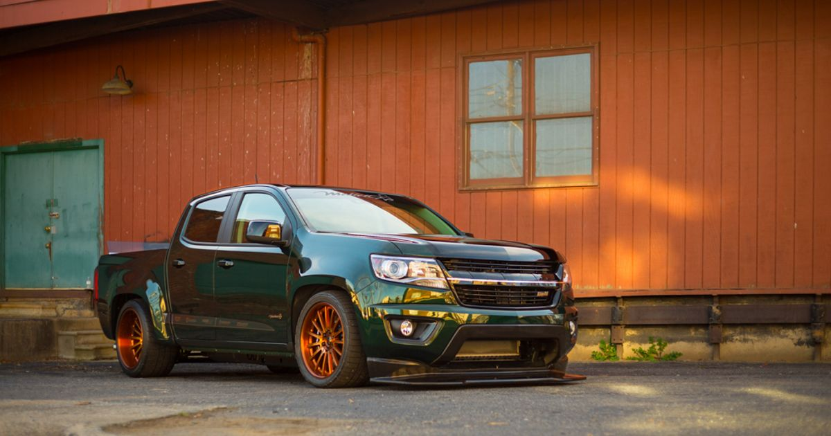 Mallett Performance Cars 750hp Supercharged Chevy Colorado