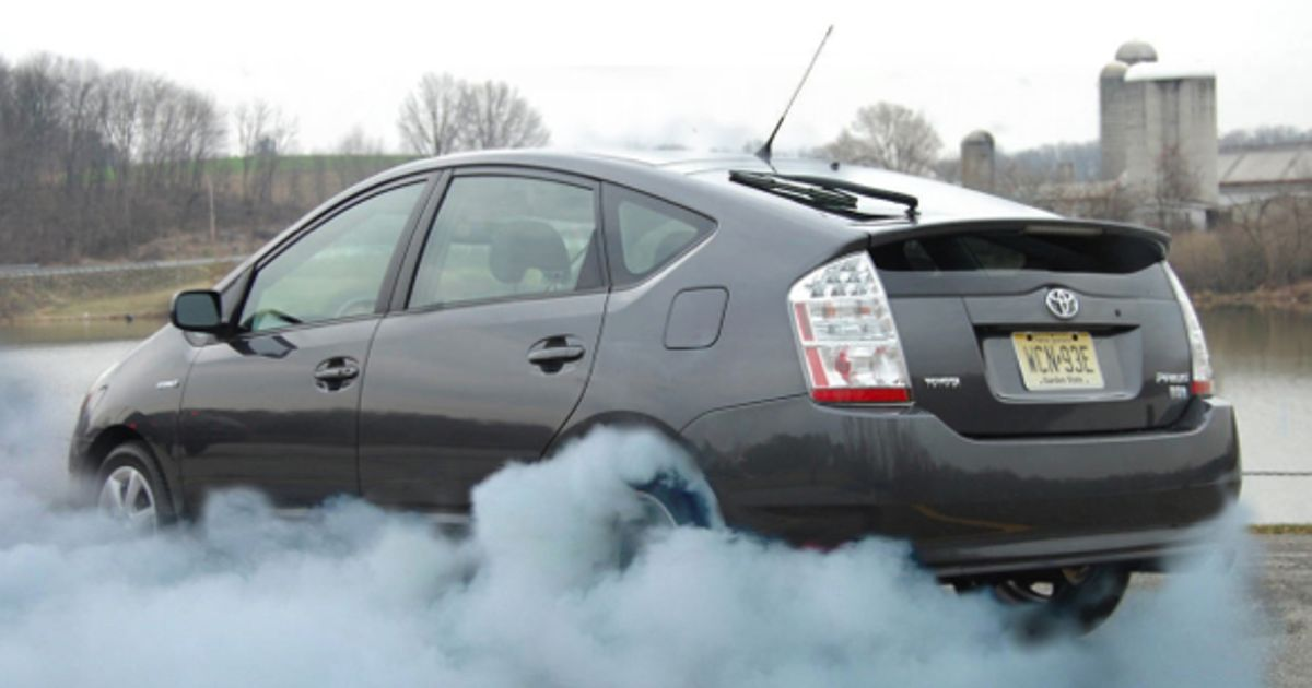 Somebody Needs To Make A Prius Hellcat