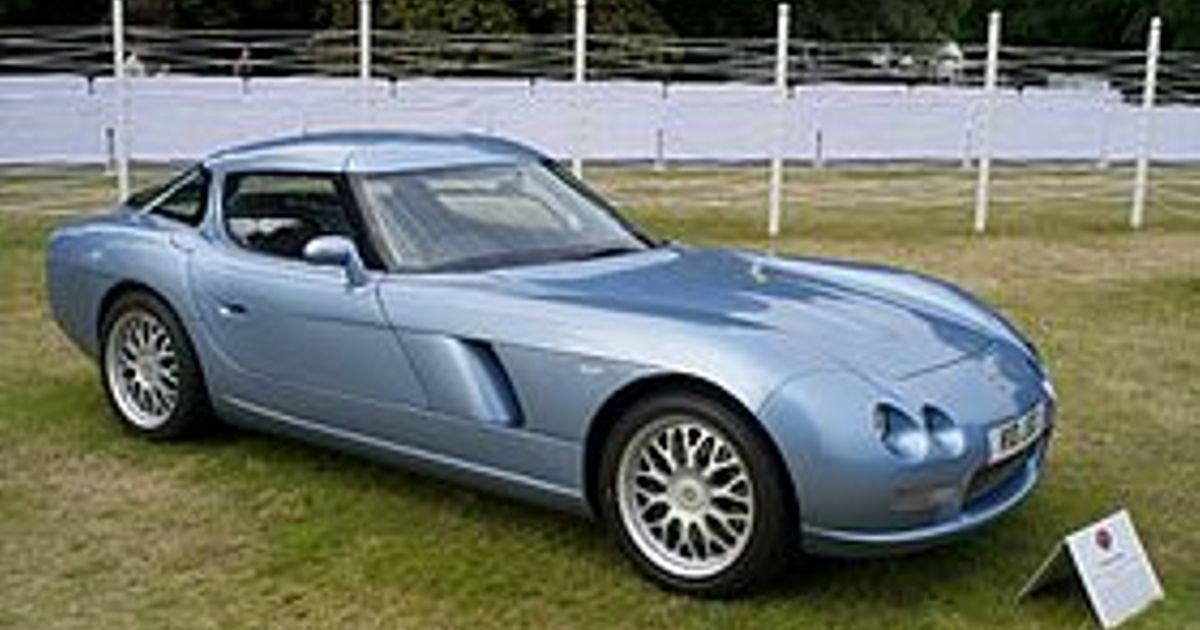 The Forgotten Cars 12 The Bristol Fighter theforgottencars