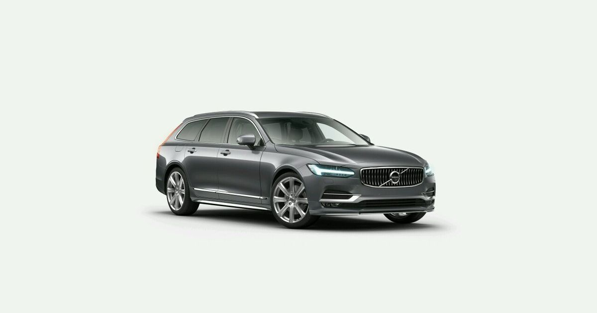 Audi Build Your Own >> You Can Now Build Your Own Volvo V90 In Volvo S Own Car Configurator